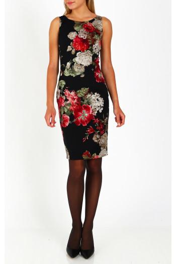 Straight-fit dress