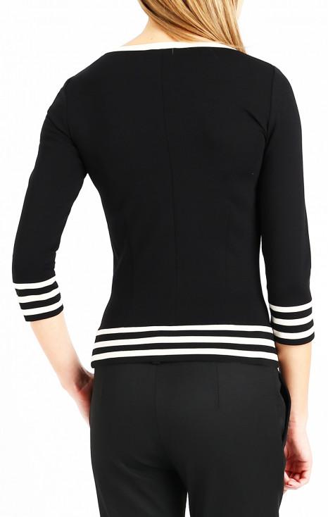 Stylish 3/4 sleeve blouse