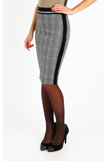 Stylish pencil skirt