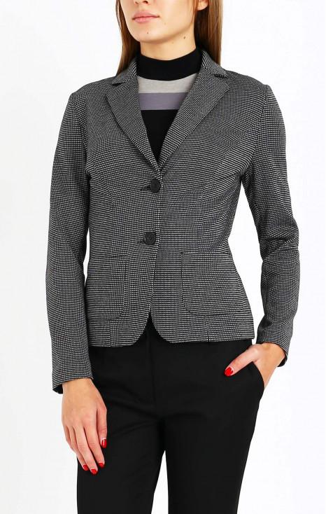 Elegant long sleeve jacket
