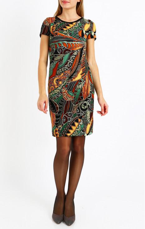 Beautiful short sleeve dress