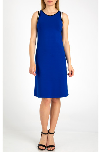 Summer loose silhouette dress