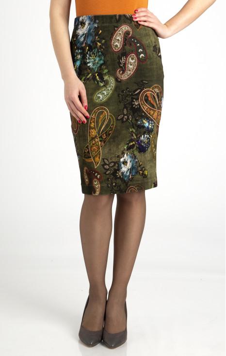 Stretch skirt