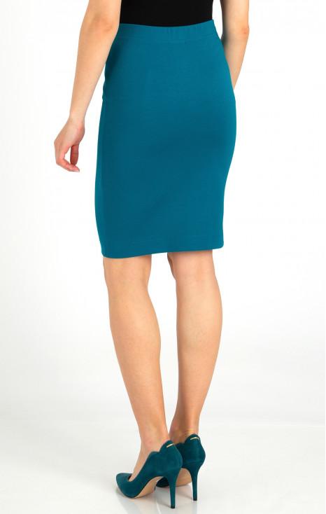 Stretch pensil skirt