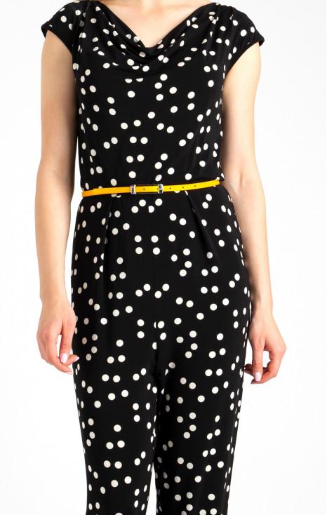 Polka dots jumpsuit