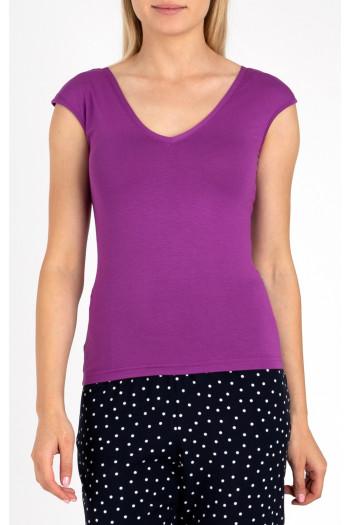 Tight blouse