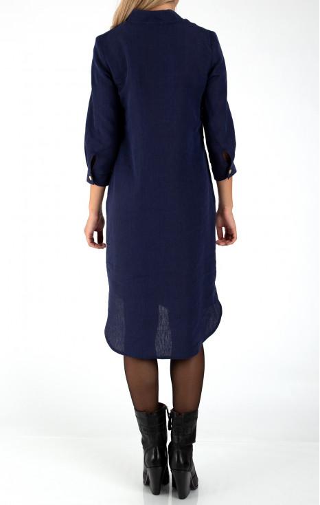Shirt type dress